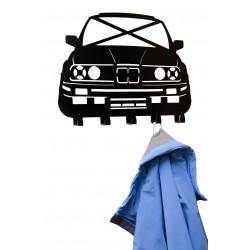Wieszak na kurtki BMW E30 ekstra prezent drift