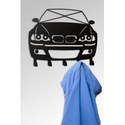 Wieszak na kurtki BMW E46 ekstra prezent drift