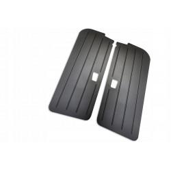 Tapicerka drzwi boczki panele BMW E36 coupe KOMPLET