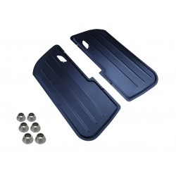 Tapicerka drzwi boczki panele BMW E46 COUPE kjs