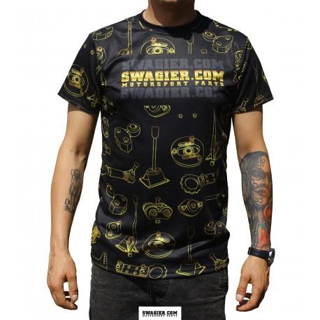 T-shirt koszulka SWAGIER tshirt BMW drift L