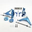 24H GT86 , BRZ, FRS LHD zestaw skrętu DRIFT WISEFAB