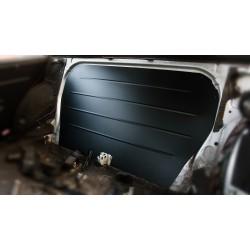 Firewall BMW E36 drzwi boczki panele coupe tył
